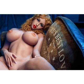 Dascha Luxus Liebespuppe TPE Silikon Sexpuppe 162cm groß