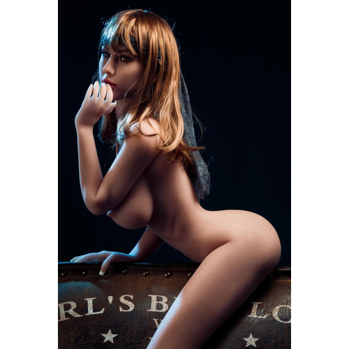 Valentina Luxurious Sexdoll TPE Silicone Lifelike 158cm tall