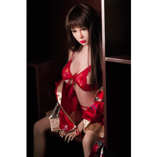 Laura Luxurious Sexdoll TPE Silicone Lifelike 148cm Tall