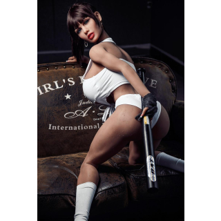 Amelie Luxurious Sexdoll TPE Silicone Lifelike 150cm Tall