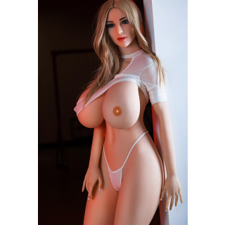 Guiliana Luxurious Sexdoll TPE Silicone Lifelike 165cm tall