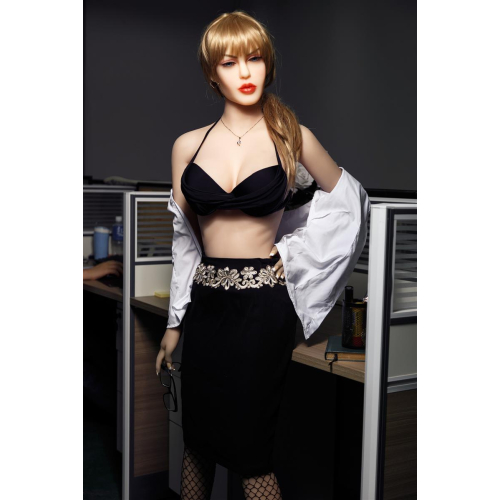 Martina Luxurious Sexdoll TPE Silicone Lifelike 158cm Tall