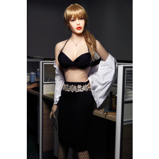Martina Luxurious Sexdoll TPE Silicone Lifelike 158cm Tall