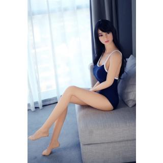 Elena Luxus Liebespuppe TPE Silikon Sexpuppe 168cm groß