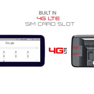 "10"" Touchscreen Android GPS USB Navigation Carplay für Benz E Class W212 NTG4x"